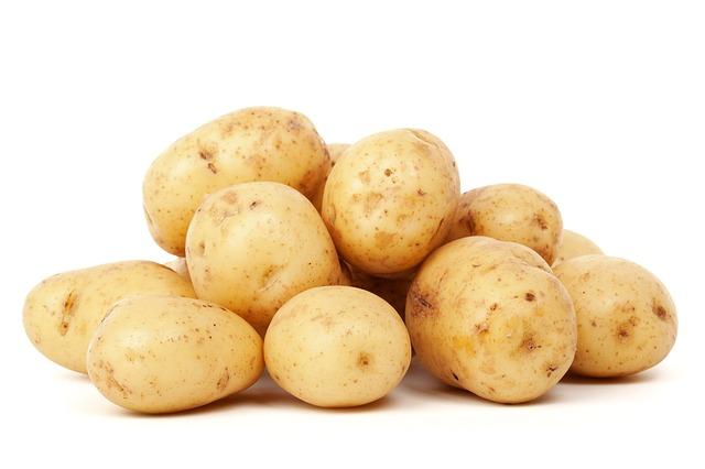 ジャガイモはドイツ人にとって重要な食糧であった。