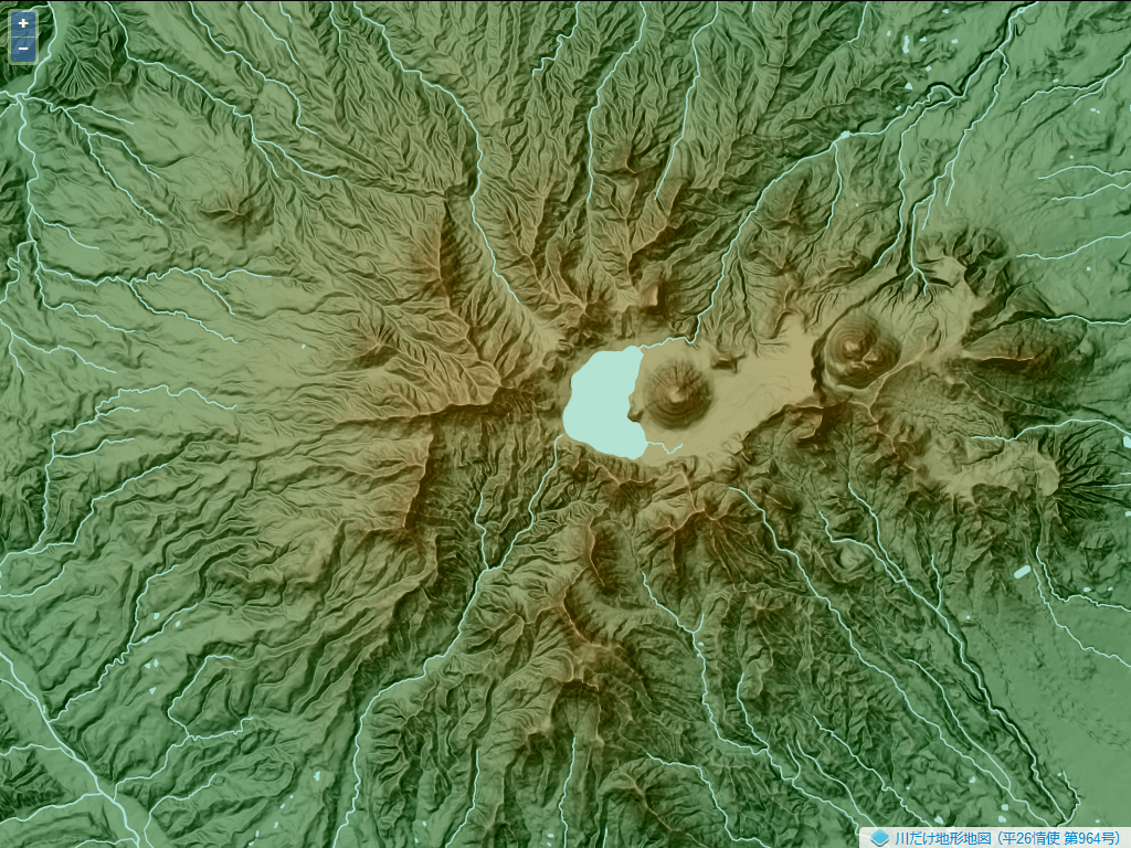 群馬県にある榛名カルデラ。榛名山の火山活動によって形成されたカルデラで、榛名湖というカルデラ湖がある。