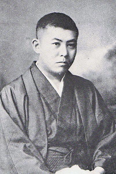 谷崎潤一郎(1913年)